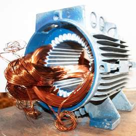 Rebobinado de motores eléctricos