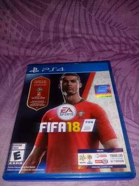 FIFA 18 para Play 4 .