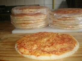 Venta de prepizzas