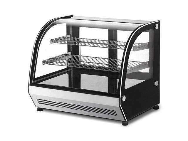 vitrina sobre mostrador refrigerada 0