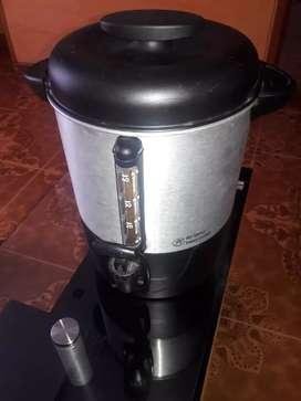 Se vende greca para hacer cafe