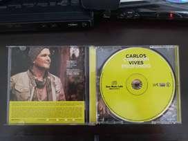 Carlos Vives - Corazón Profundo - 2013 - CD Musical ORIGINAL