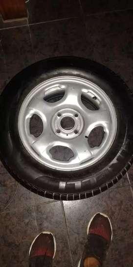 Vendo rueda