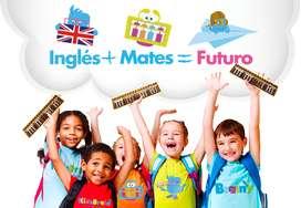 Clases, refuerzos y asesorías de matemáticas, ingles, física, química en el Quindio primaria y secundaria
