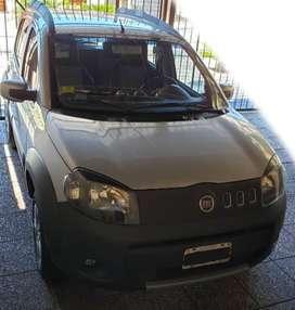 Fiat Uno Novo Way 2012 1.4 c/ GNC