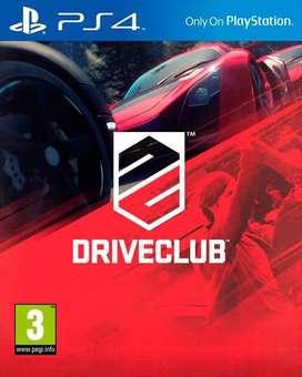 Driveclub Playstation 4 Nuevo