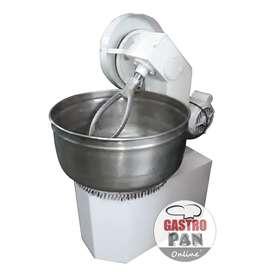 Amasadora Industrial 30 kg Masa Max Por Hora Motor 3/4 HP Con Mando GastroPan