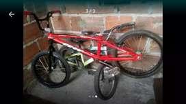 Bicicleta de bmx gw   pro xl