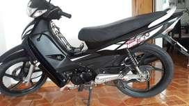 Moto Uni-k 110 Modelo 2015