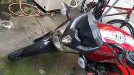 Se vende linda moto daitona delta papeles al dia enllantadiata