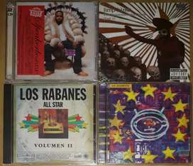 Cds originales en 200p