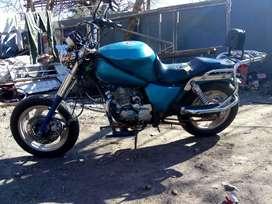 Zanella Patagonia 150 modificada