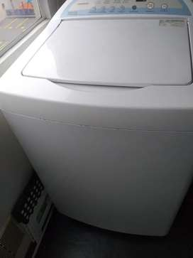 Vendo lavadora samsung 9lb