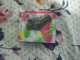 Vendo pro controller de Nintendo switch