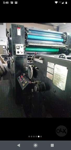 Impresora Pliego Monocolor Y Tunel de Uv