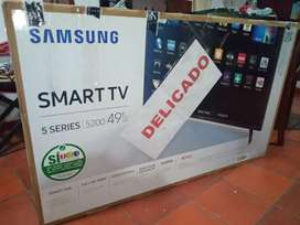 Televisor Samsung full HD Smart Tv 49""
