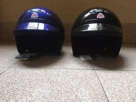 Vendo cascos clásicos para motos Chappy,towny,jog,calibmatic.