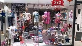 Vendo Fondo De Comercio!!! Indumentaria Y Accesorios P/niños