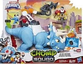Dinosaurio Chomp Squad Playskool