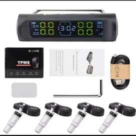 Sistema especializado de monitorización de presion y temperaturas de neumáticos Tpms