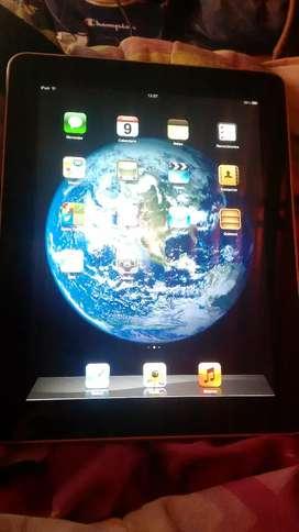 Vendo tablet ipad 32gb  1ra generacion barata