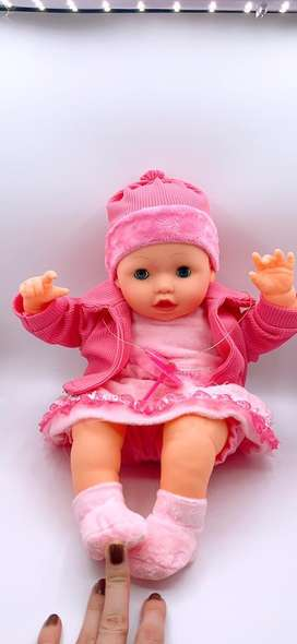 Muñeco con chupo