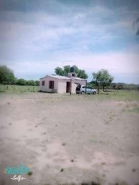 Vendo campo más casa