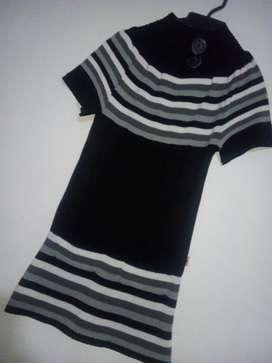 Saco, blusa de lana talla S usado