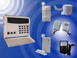 Venta de alarmas electrónicas