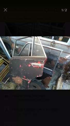 Puertas traseras FIAT 125/1600