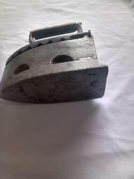 Plancha de aluminio  carbón