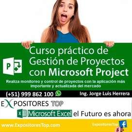 CURSO DE MS PROJECT, CURSO DE MICROSOFT PROJECT, CURSO DE MS PROJECT 2013, CURSO DE MS PROJECT 2016