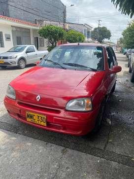 Renault clio 1997, precio negociable