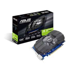 Asus Phgt1030o2g Geforce Gt 1030 2 Gb Phoenix Ventilador Oc