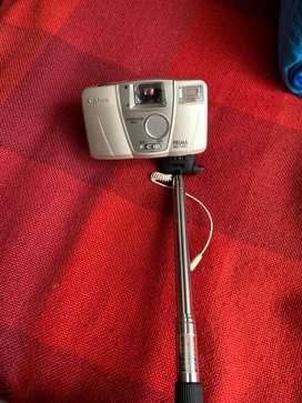 Palo selfie - camaras antiguas