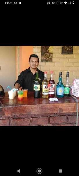 Exotic Open bar