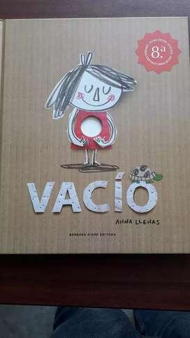 Vacio - Anna Llenas