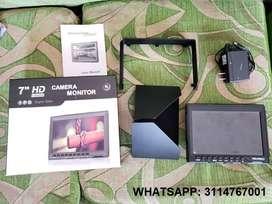 MONITOR 7 PULGADAS FULL HD PARA CAMARAS DSLR Y CINE
