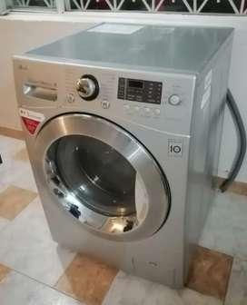 Lavadora secadora Lg 26 lb