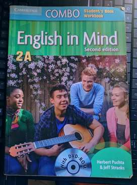 English in mind Second Edition editorial Cambridge