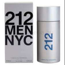 PERFUMES O LOCIONES 212 MEN DE CAROLINA HERRERA DE 100ML