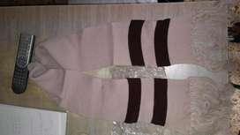 Oferta bufanda de corte grueso