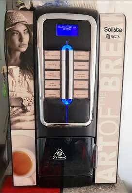 Vendo Máquina dispensadora de Café en grano