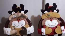 Espaldares navideños