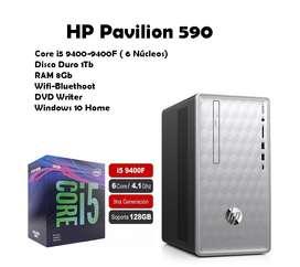 HP PAVILION 590  CORE i5 9400 o 9400F