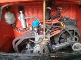 Fiat 600 de carrera