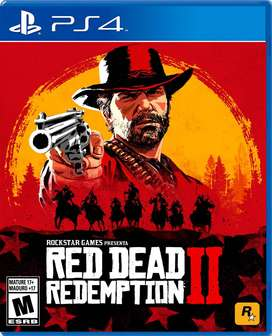 Ps4 RED DEAD REDEMPTION II