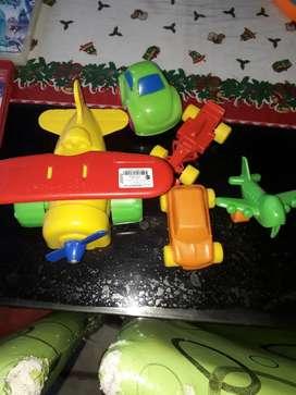Vendo juegos y juguetes