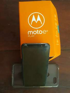 MOTO E6 PLAY IMPECABLE