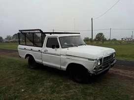 Vendo Ford 100